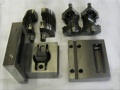 CNC machining of parts